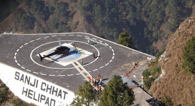 Vaishno Devi by Helicopter Booking